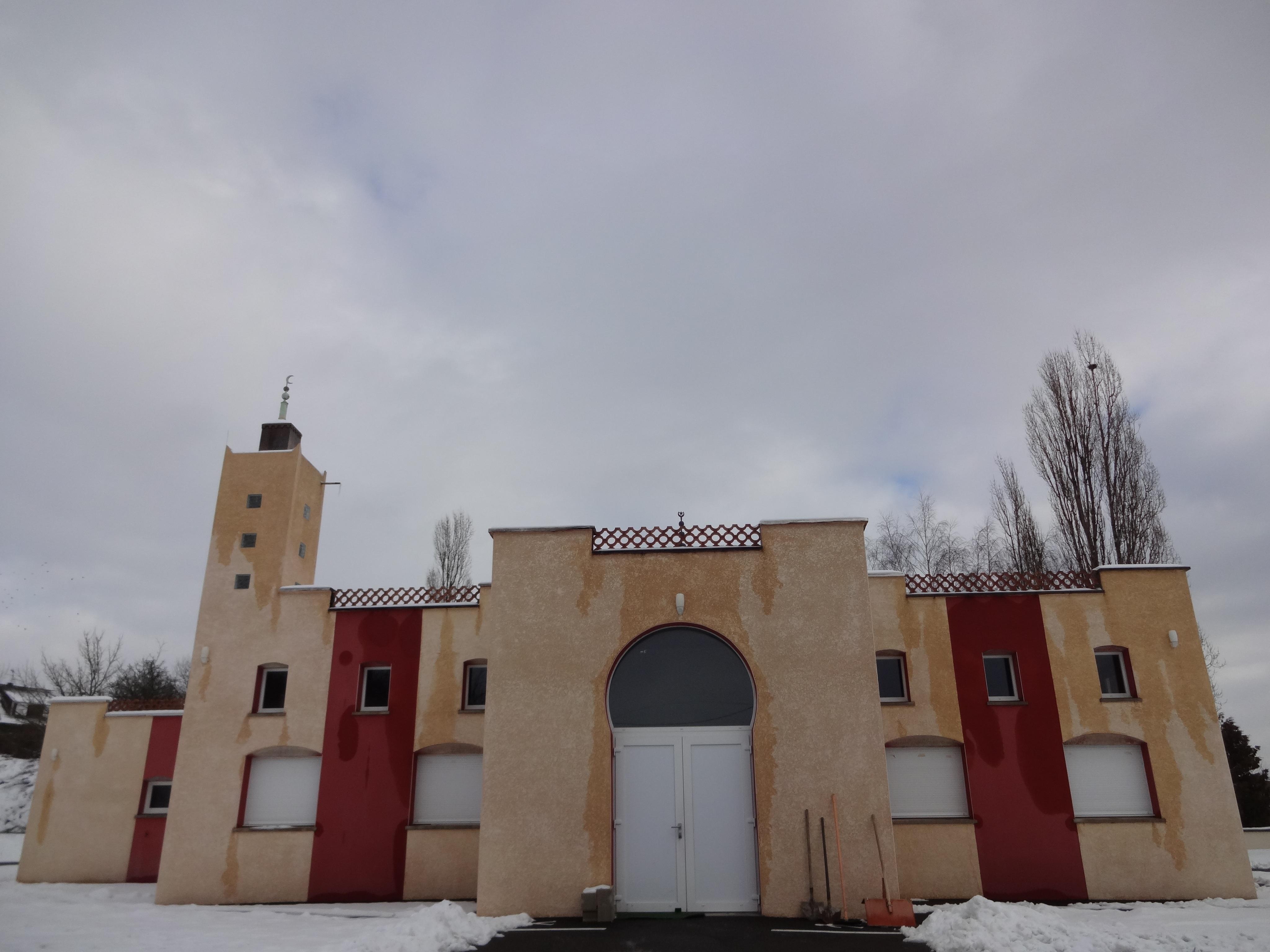 La mosquée belle vue