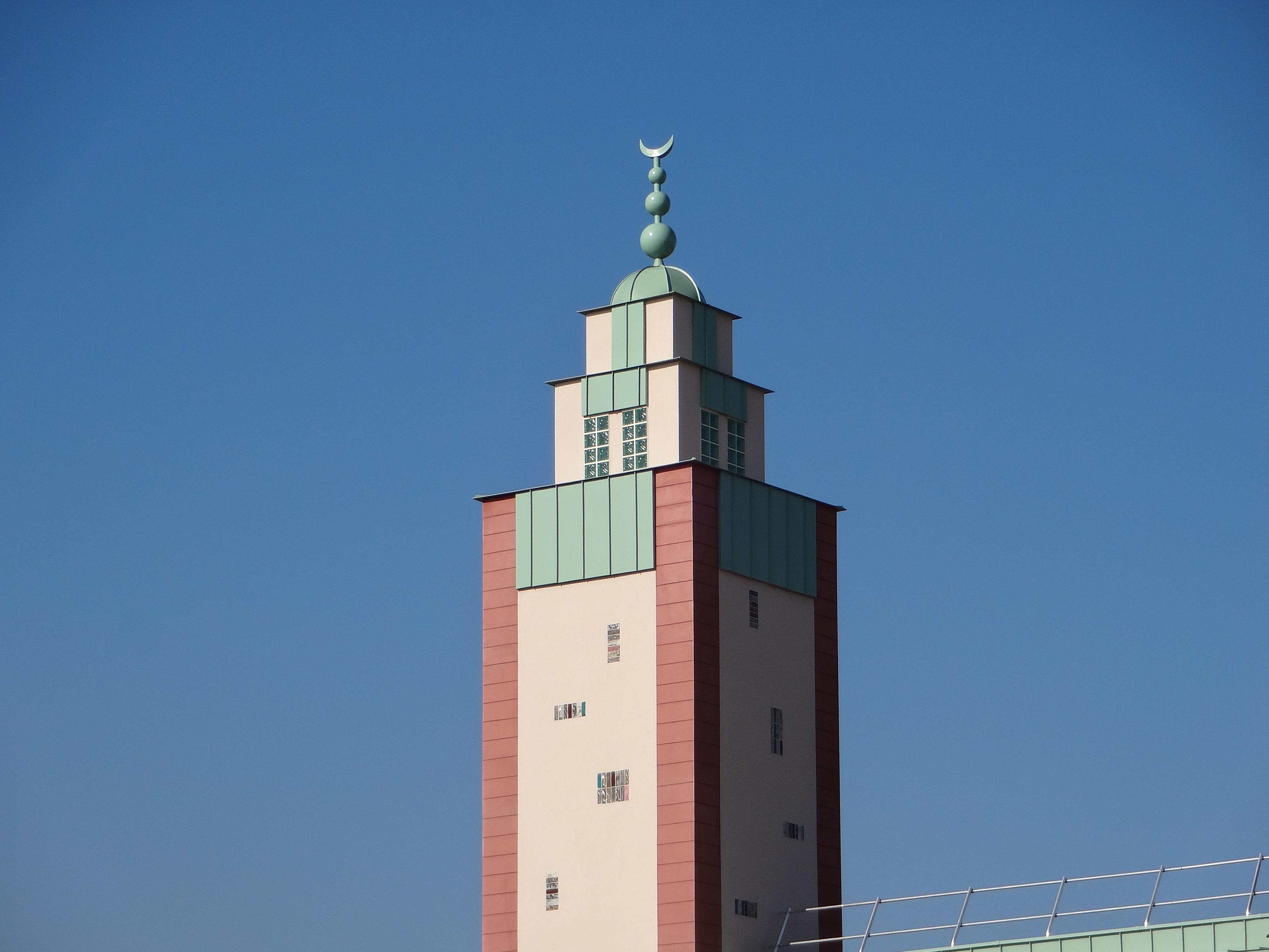 Le minaret1