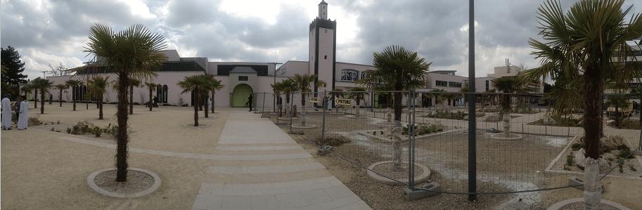 Mosquée de Mantes-la-Jolie (78)