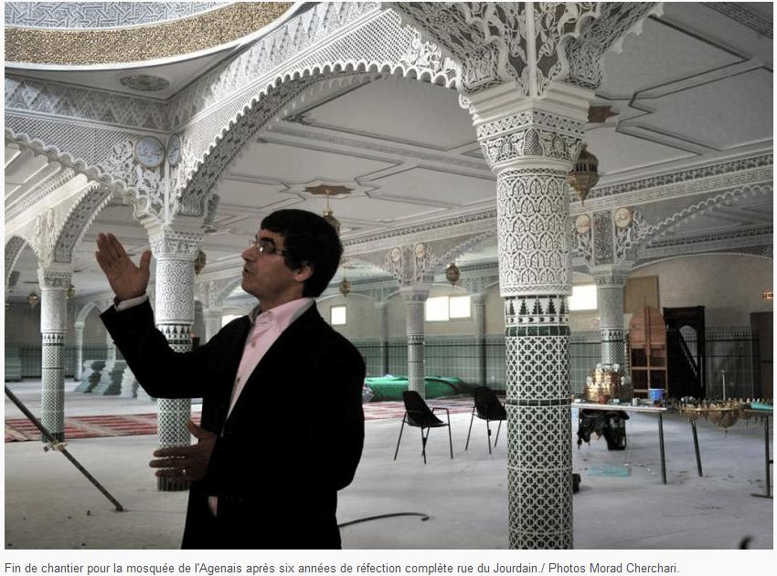 Mosquée de l'Agennais