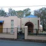 La mosquée Assalam d'Eragny (95) en images