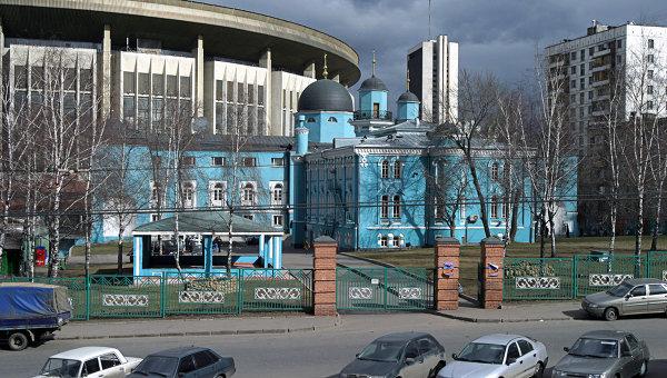 Mosquée de Moscou
