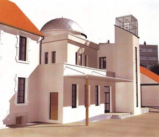Mosquée turque d'Autun