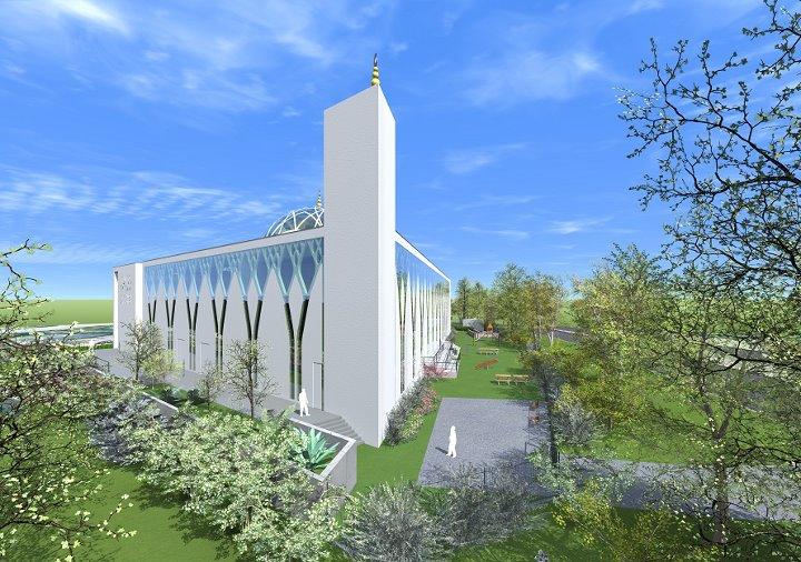Futur Centre Annour Mulhouse