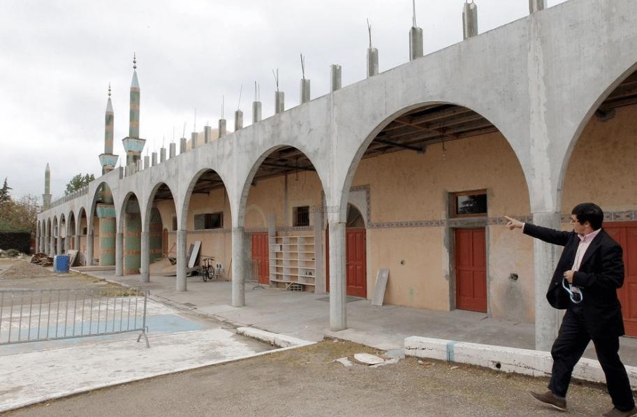 Mosquée d'Agen