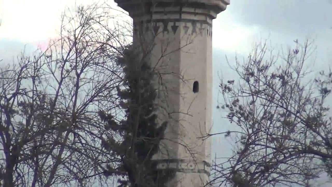 Syrie : le minaret d'une mosquée de Damas détruit