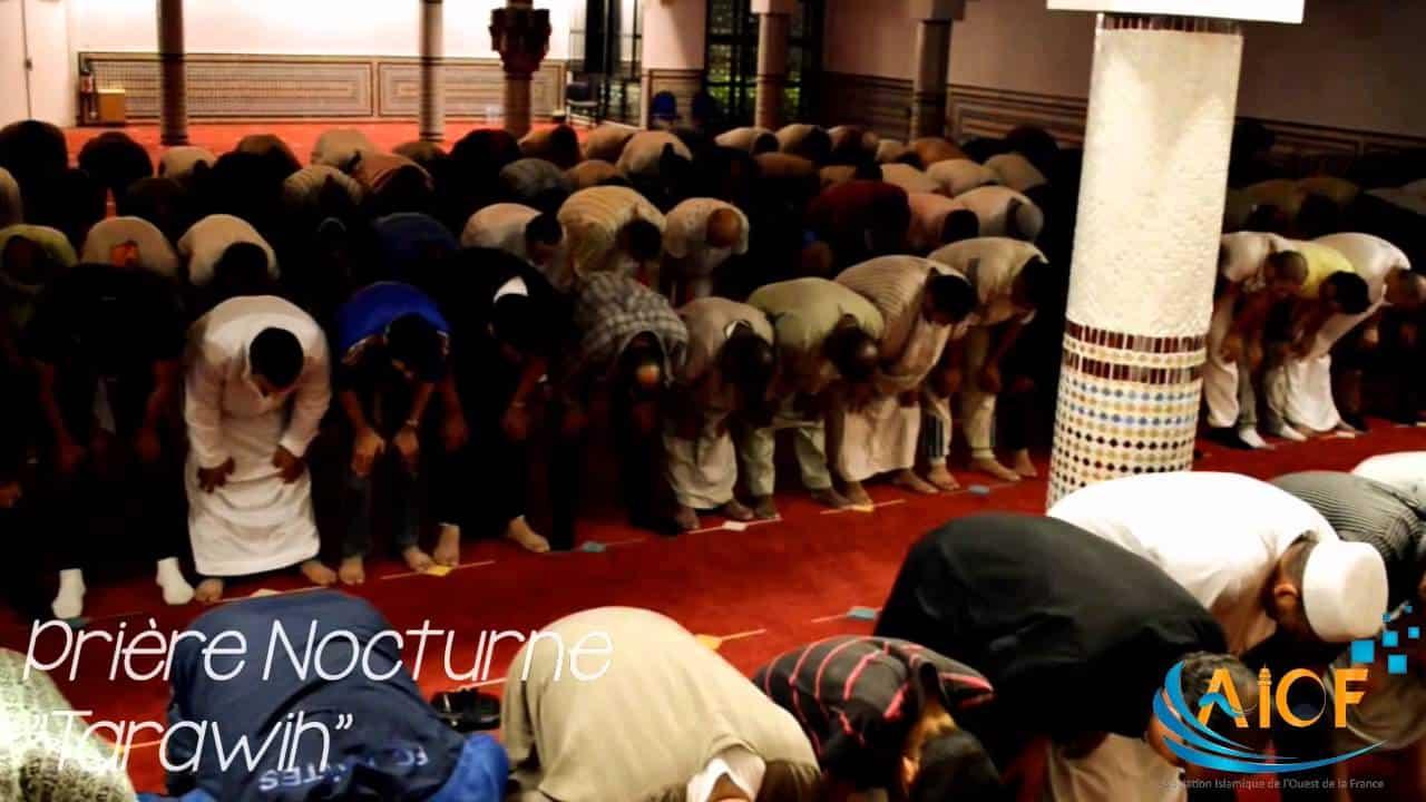 [VIDEO] Iftar et Tarawih à la mosquée Assalam de Nantes (44)