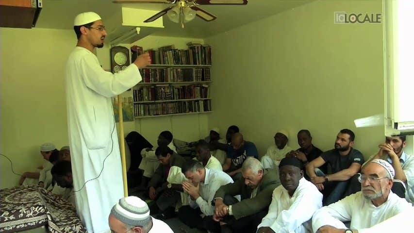 [Vidéo] Les musulmans de Noisy-le-Grand (93) manquent de lieux de culte