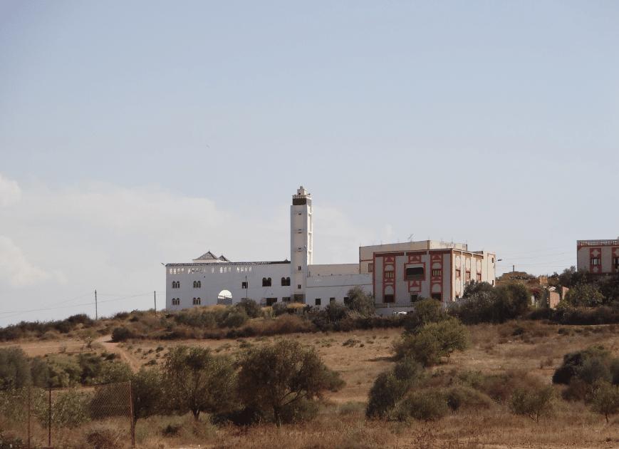 Mosquée Bousslama