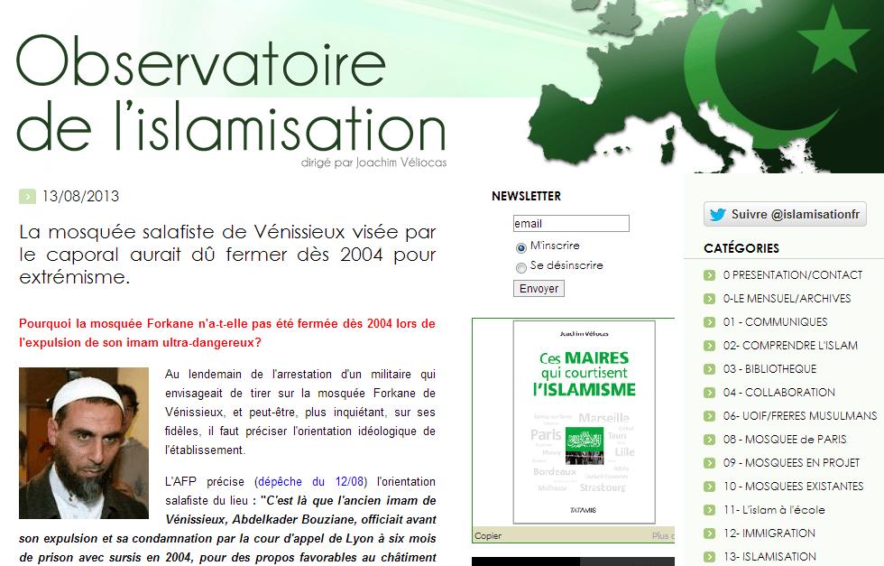 Obs Islamisation