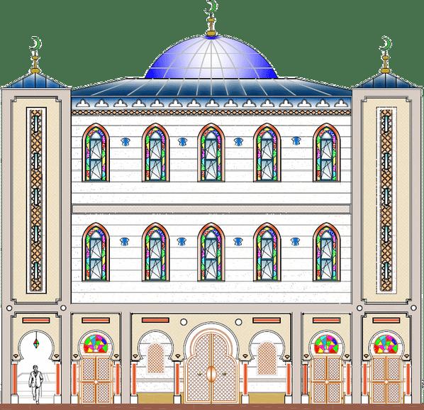 Mosquée Assalam Argenteuil