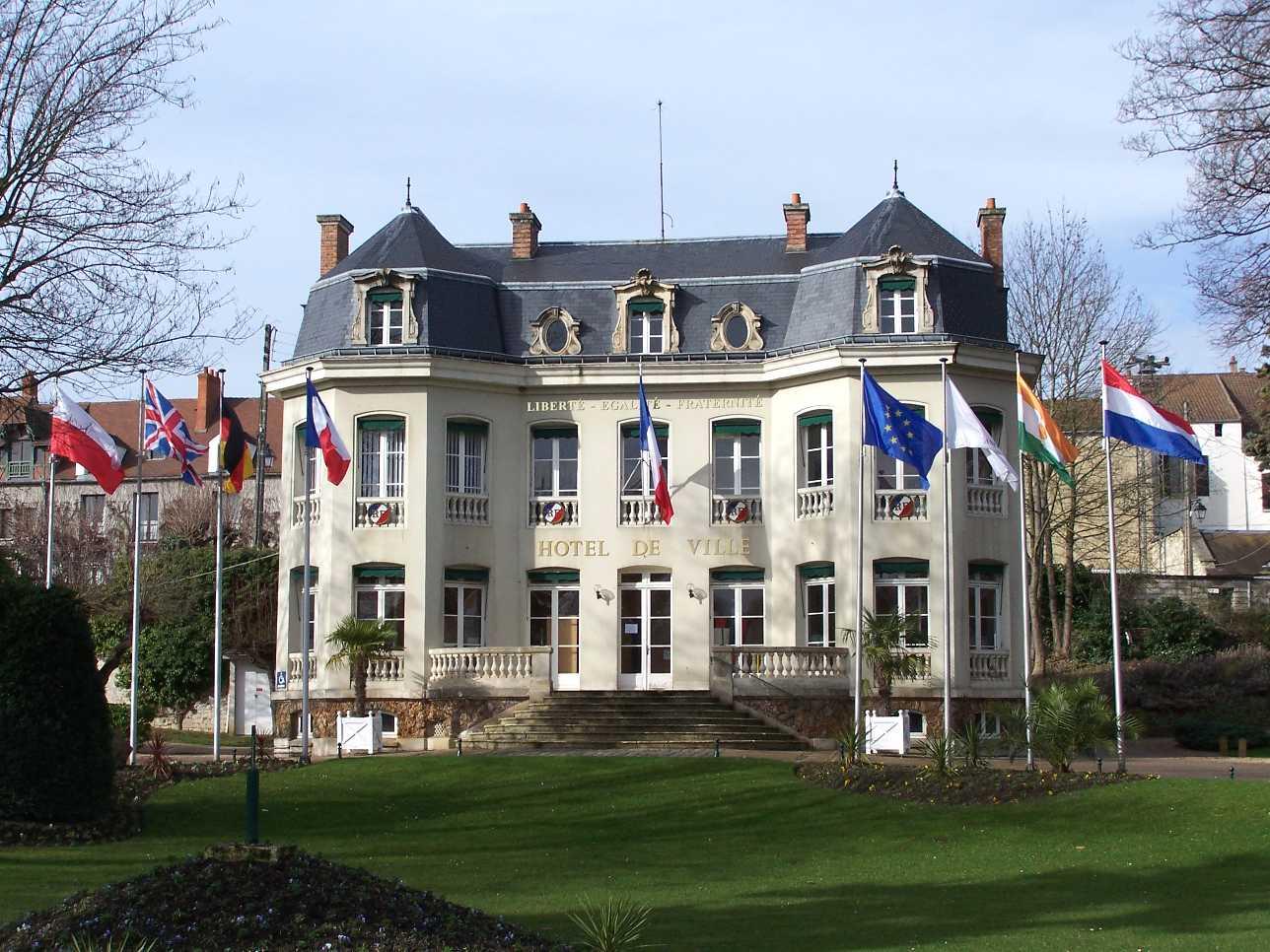 Mairie Andrésy