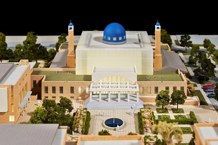 Mosquée Irlande