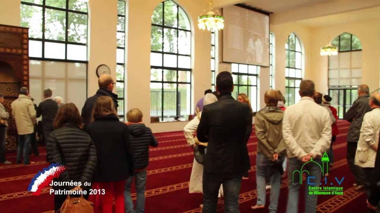 [VIDÉO] Centre Islamique de Villeneuve d'Ascq – Journées du Patrimoine 2013
