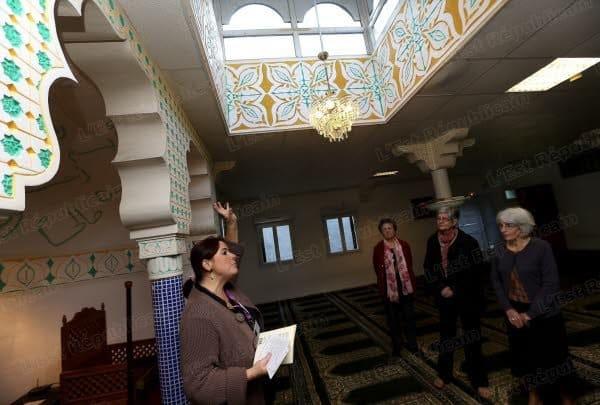 Mosquée Grand-Charmont