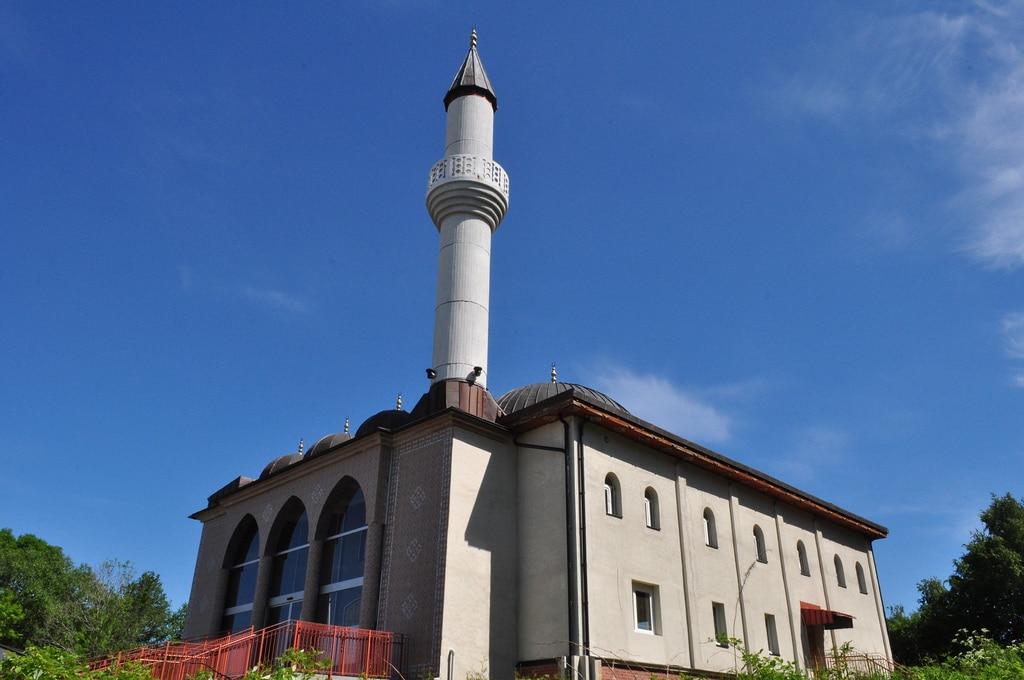 Mosquée Fittja