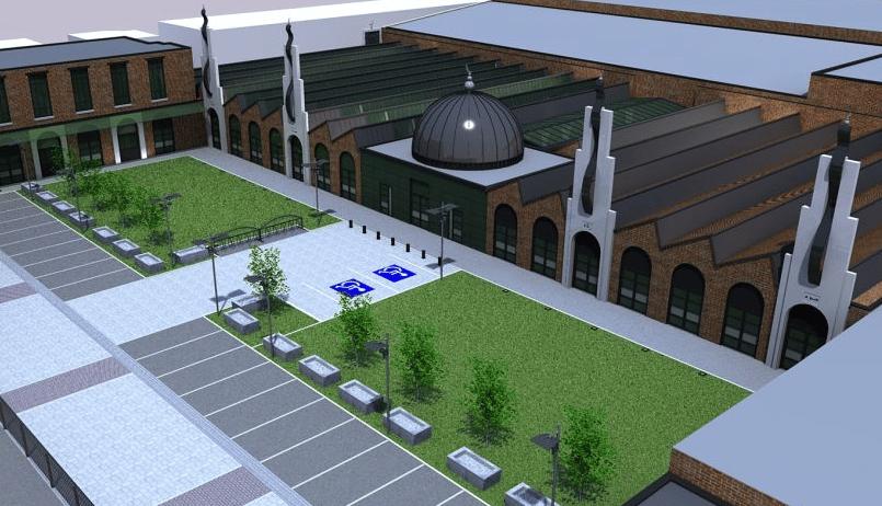 Mosquée Abou Bakr de Roubaix