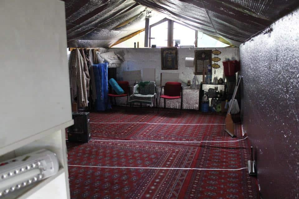 Tente mosquée de Rambouillet1