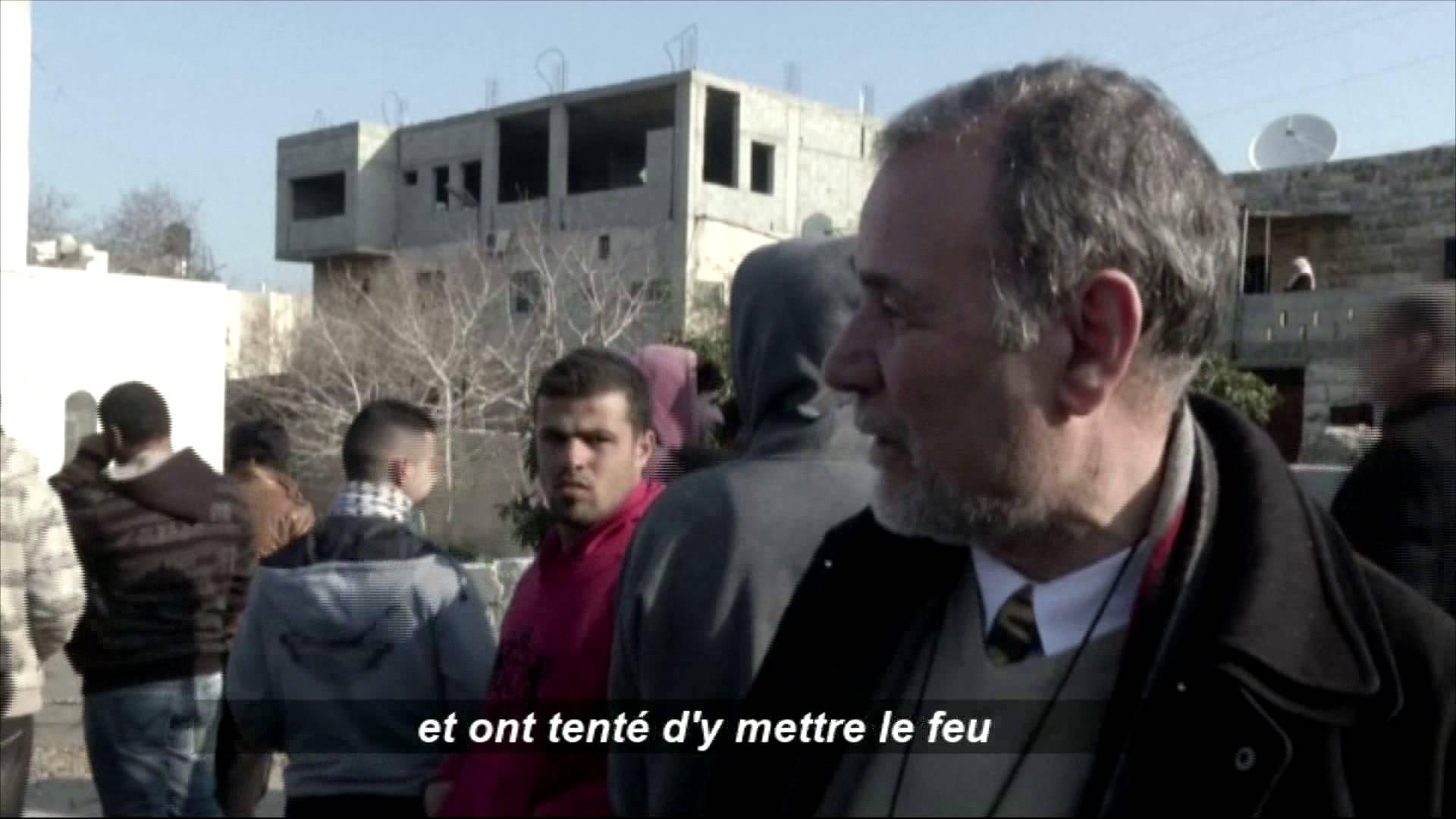 Palestine – Une mosquée vandalisée par des colons juifs en Cisjordanie