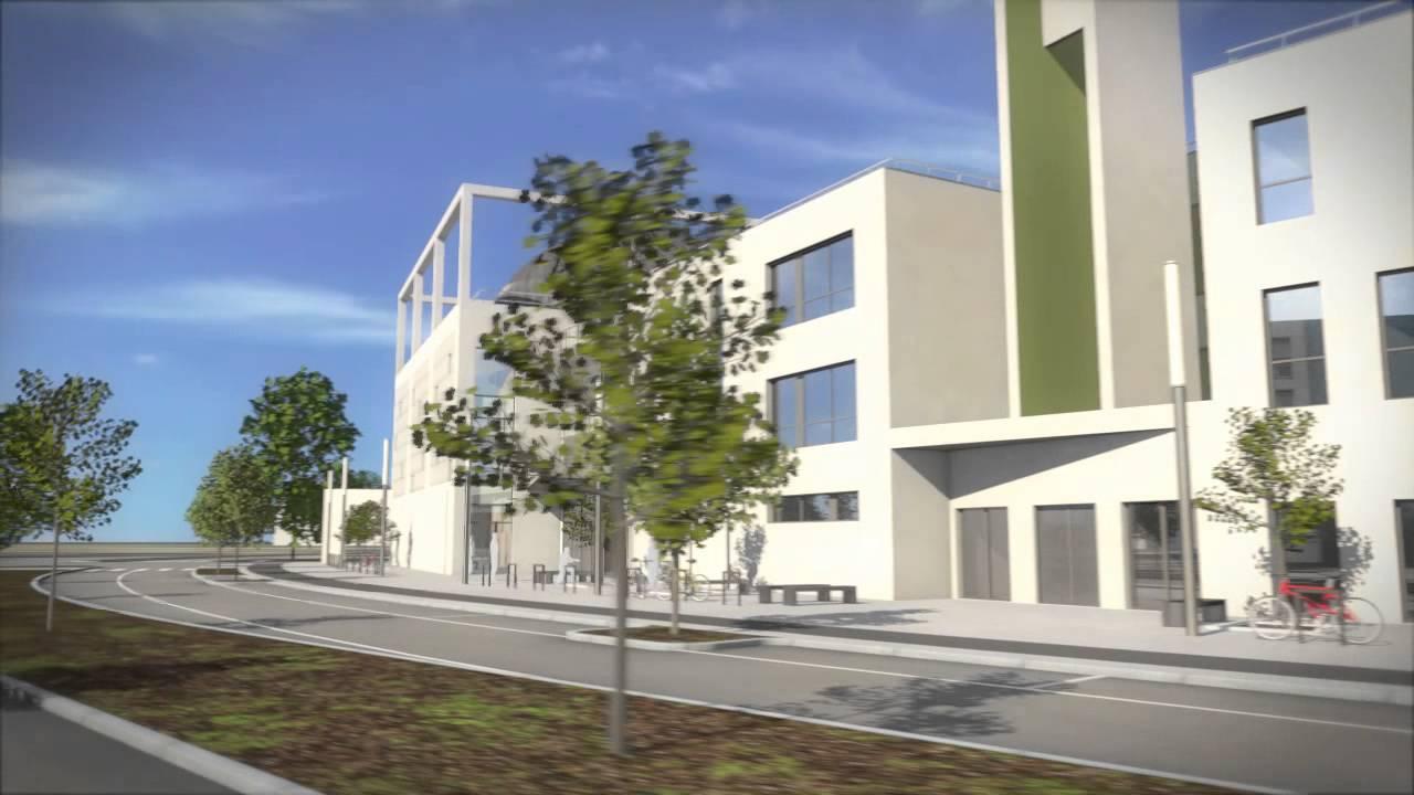 [VIDÉO] – Découvrez la future mosquée de Hautepierre à Strasbourg