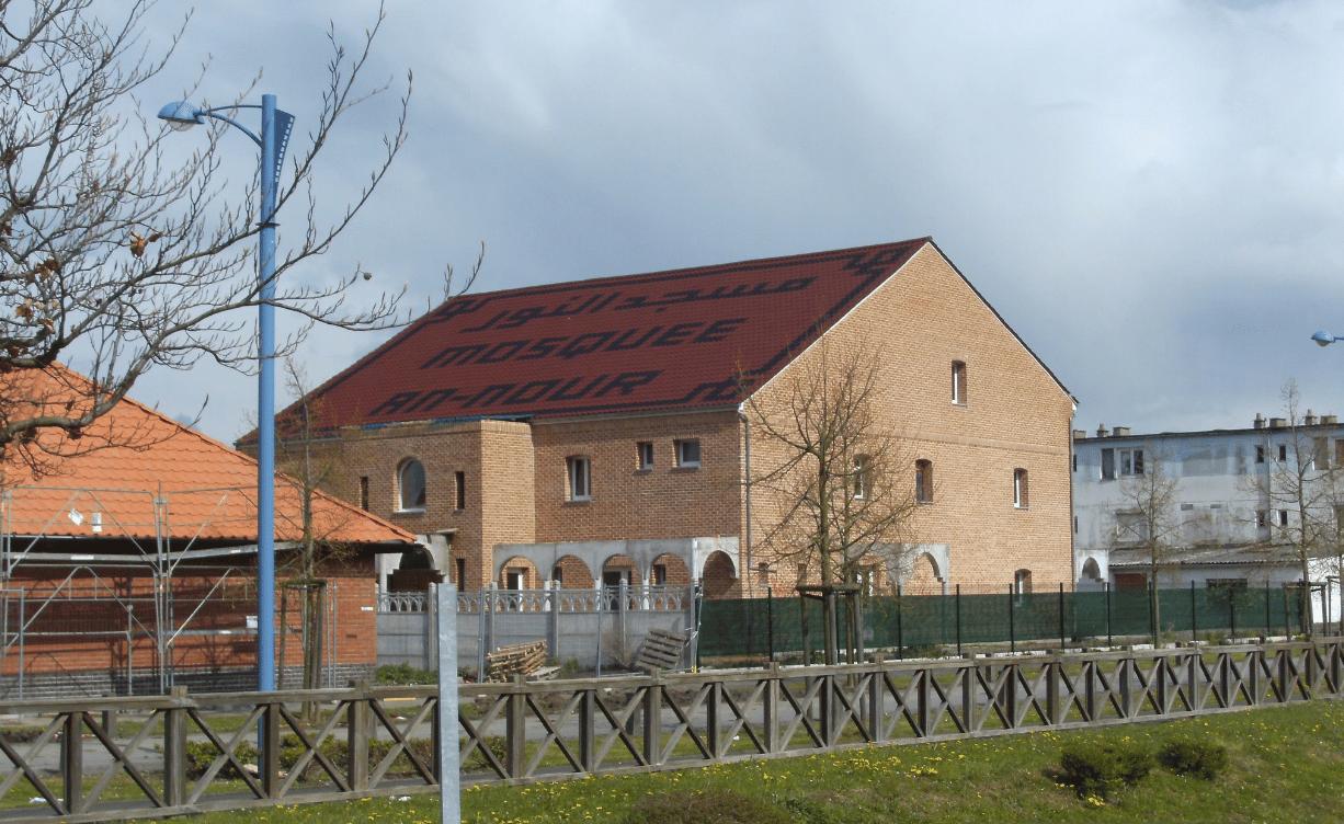 La mosquée Annour de Montigny-en-Ostrevent