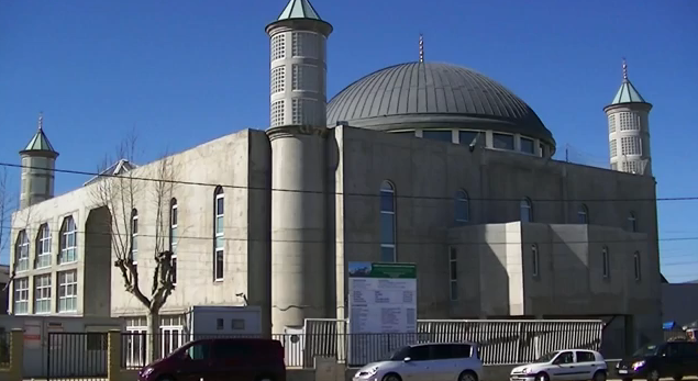 La mosquée Eyüp Sultan de Vénissieux
