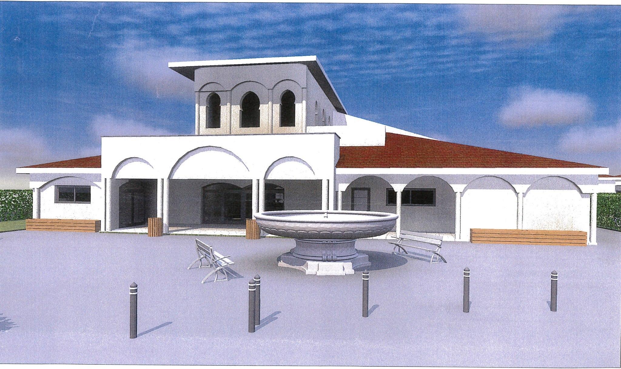 La mosquée d'Ambérieu