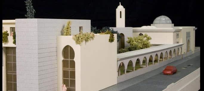 La mosquée d'Asnières-sur-Seine