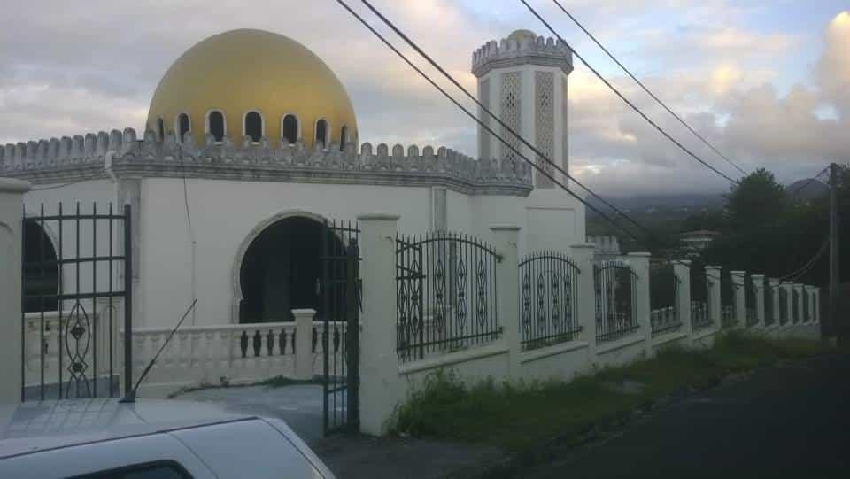 La mosquée de Fort-de-France