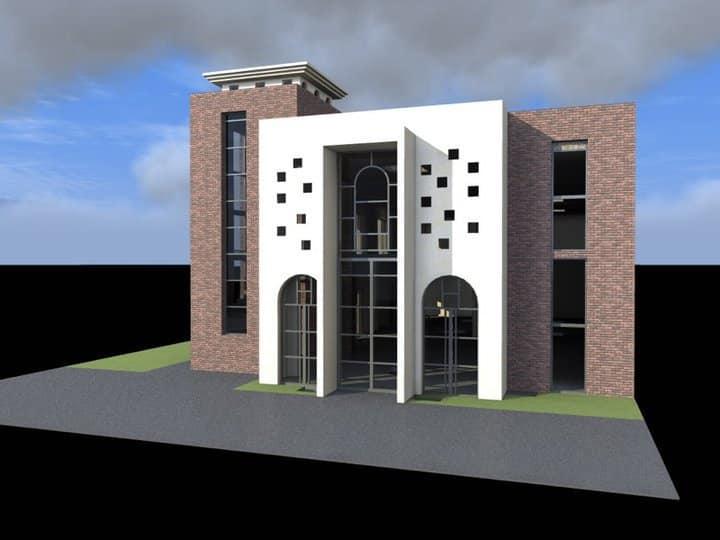 La mosquée de Garges-les-Gonesse Muette