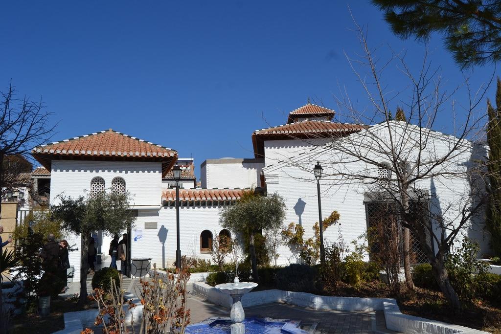 La mosquée de Grenade2