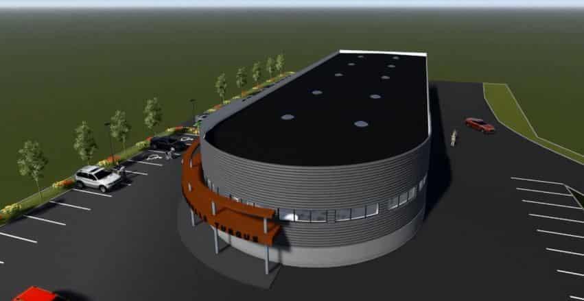 La mosquée de Longwy