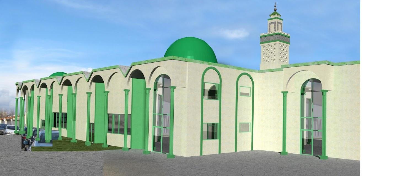 La mosquée de Montélimar