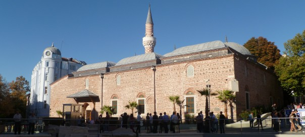 La mosquée de Plovdiv