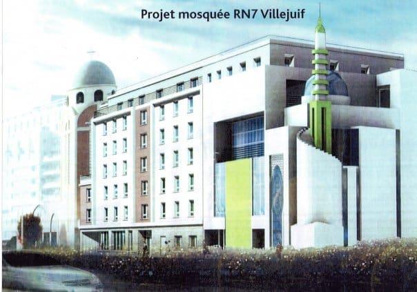 La mosquée de Villejuif