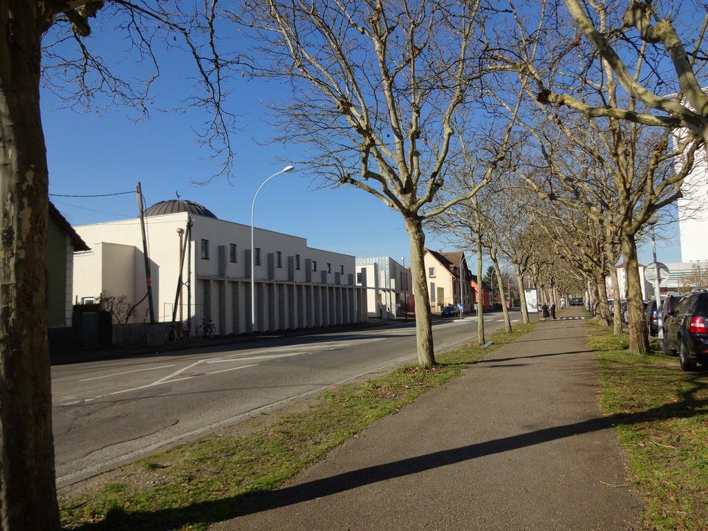 La mosquée de la Robertsau1