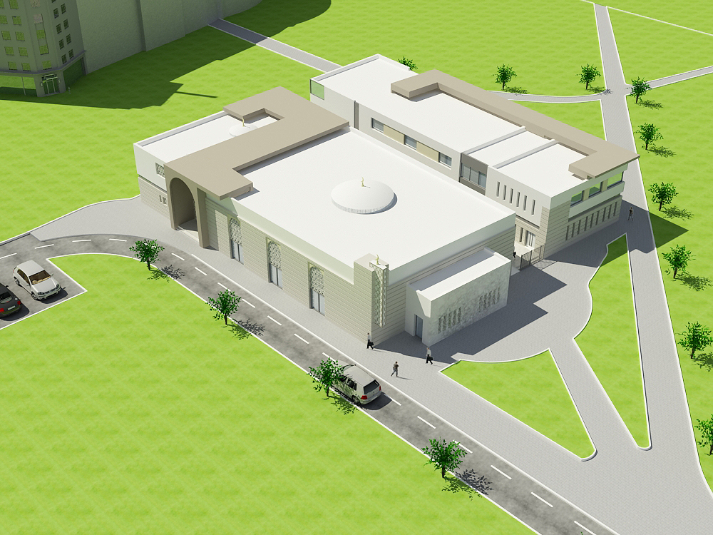 La mosquée des Ulis
