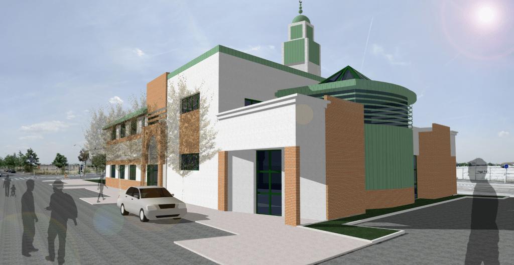 Mosquée Maryam de Caen