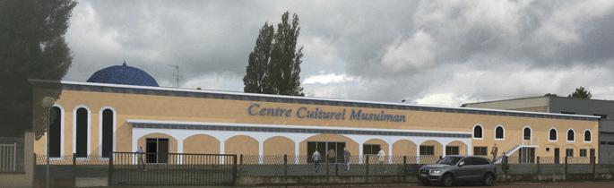 Mosquée Milli Gorus de Bois