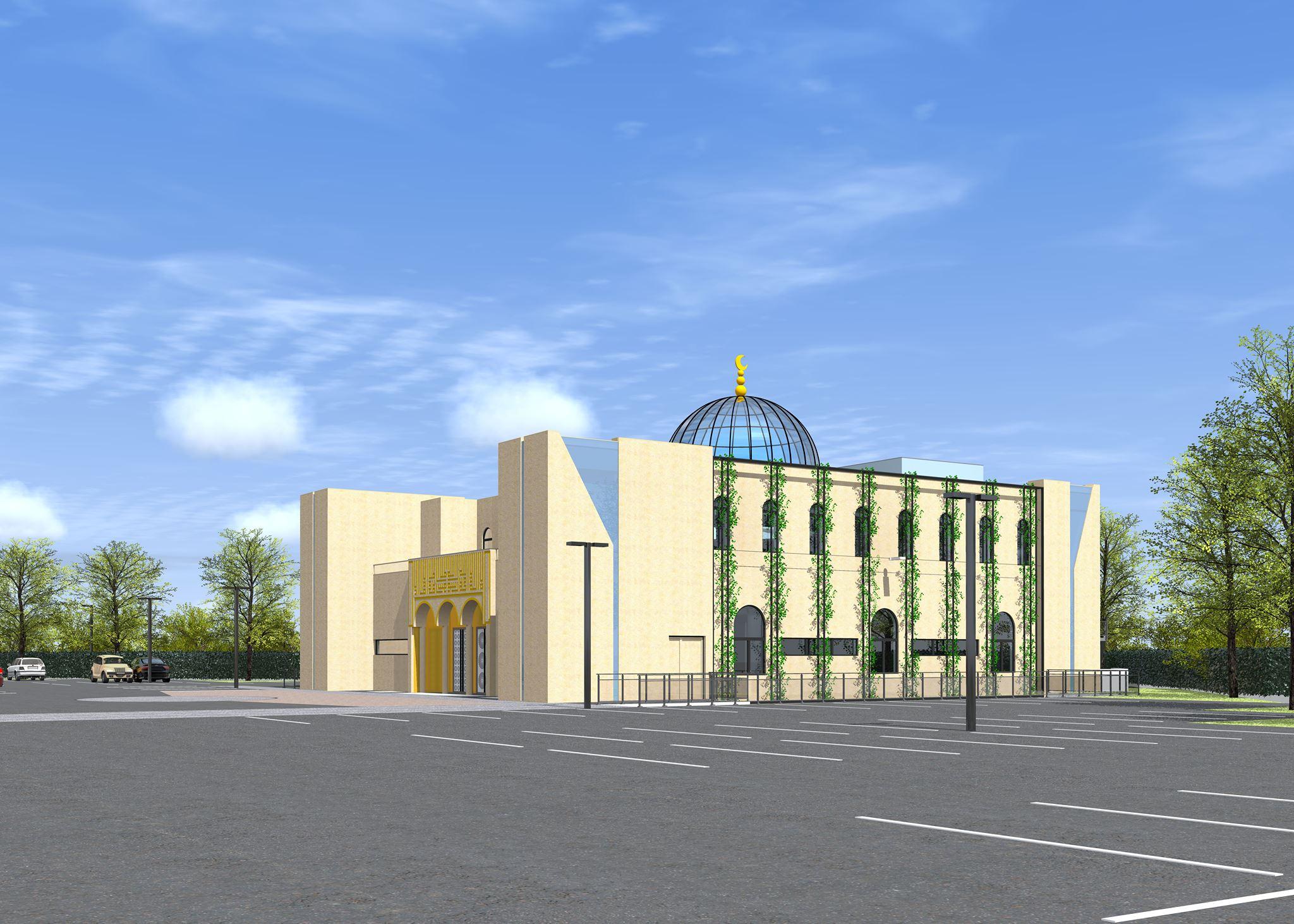 Mosquée de Saint-Louis Alsace