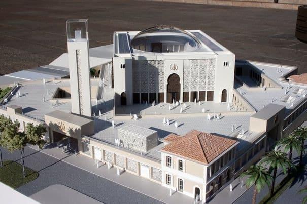 La Grande Mosquée de Marseille