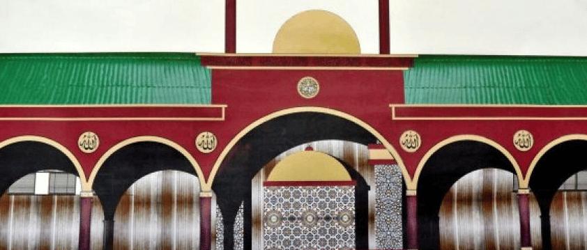 La future mosquée de Montauban