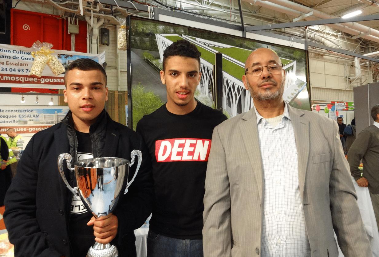 Coupe de France des Mosquées RAMF2014
