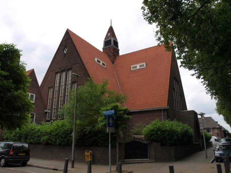 La mosquée Sultan Ahmet Utrecht