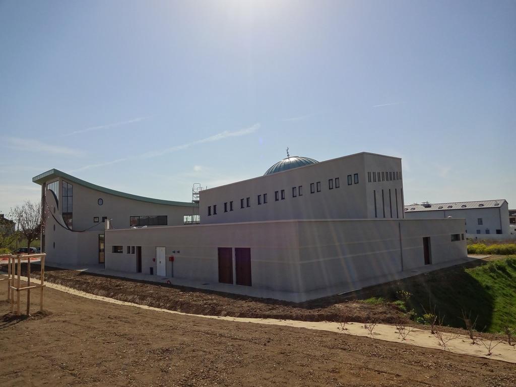 La mosquée de Bussy-Saint-Georges1
