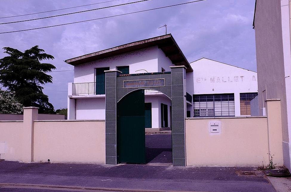 La mosquée de Chatellerault