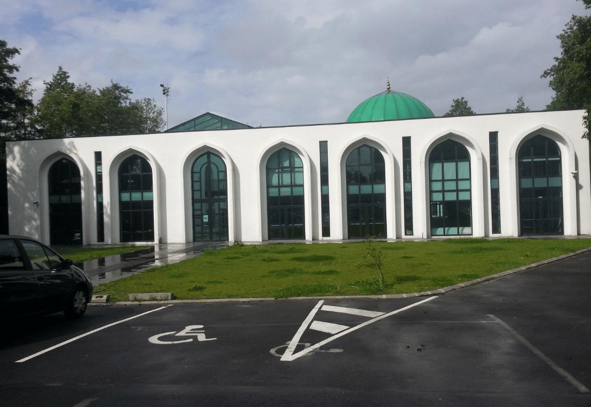 La mosquée de Villeneuve d'Ascq1