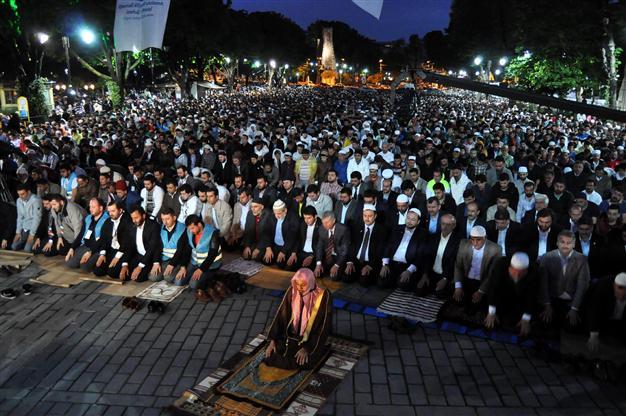 Pour que Hagia Sophia redevienne une mosquée !
