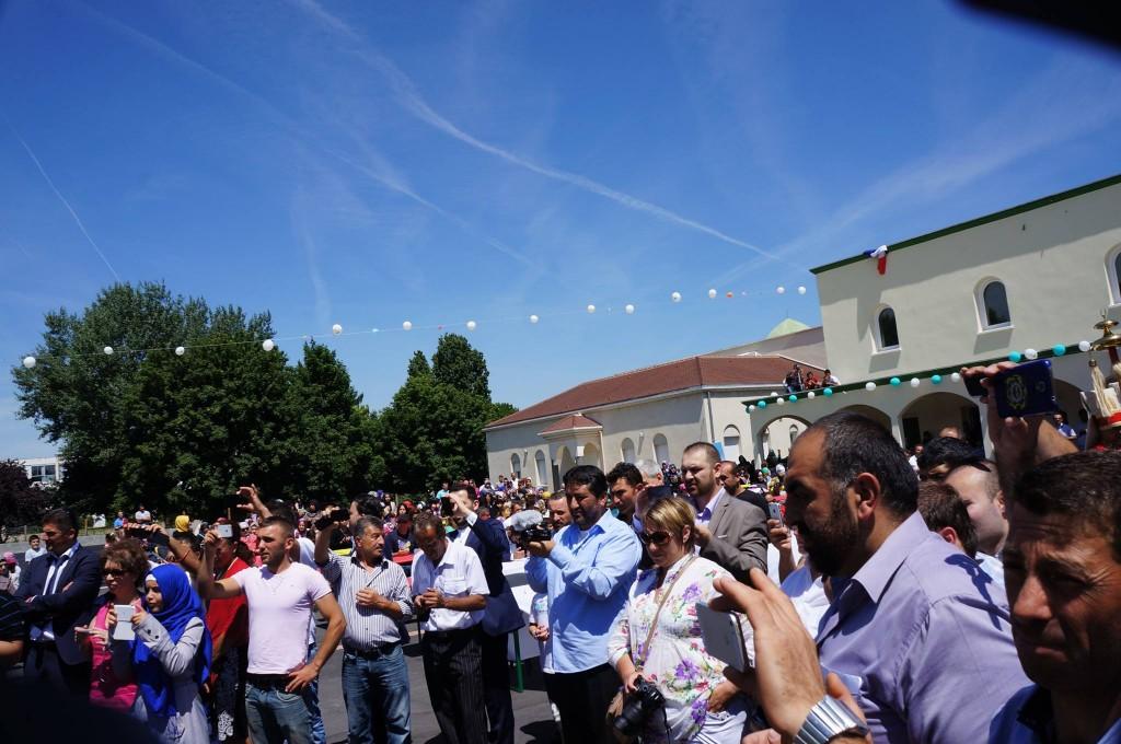 Inauguration de la mosquée turque de Châteadun14