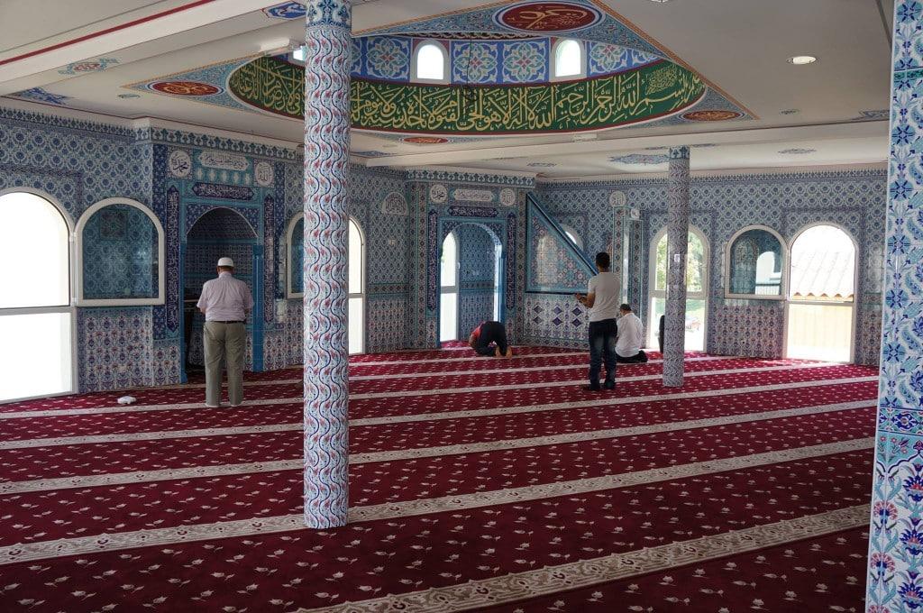 Inauguration de la mosquée turque de Châteadun5